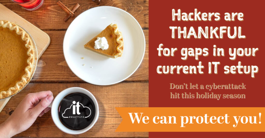 Hackers are Thankful for You